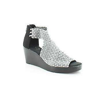 Steven by Steve Madden Womens Ace Peep Toe Casual Platform Sandals