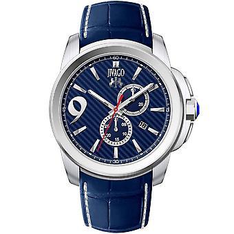 Jivago Men's Gliese Blue Dial Watch - JV1518