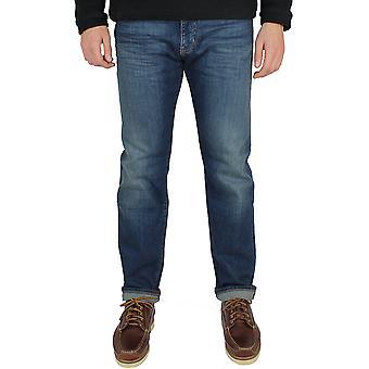 Emporio armani j45 men's blue jeans