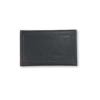 Leon Flam Paris envelope style card holder in grey
