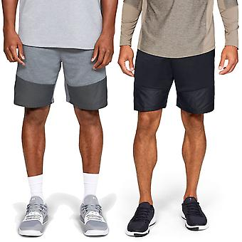 Under Armour Mens 2019 MK1 Terry Lightweight Sweat Wicking Shorts