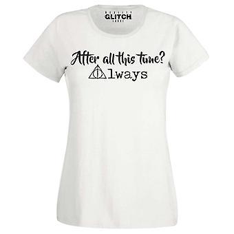 Immer harry potter Frauen T-shirt