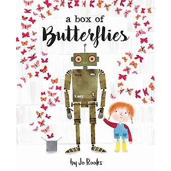 Box of Butterflies by Jo Rooks author & Jo Rooks Illustrated by