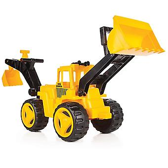 Pilsan 06206 Toy excavator loader, wheel loader with excavator function from 3 years