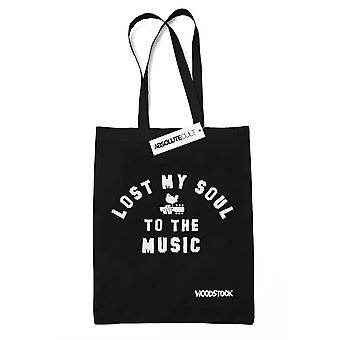 Woodstock Lost My Soul Tote Bag
