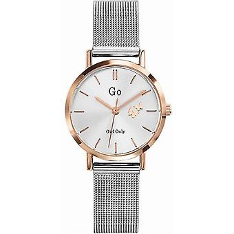 Watch Go Girl Only 695960 - Milanese Silver Women's Wristwatch