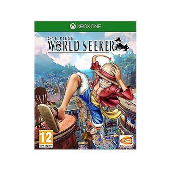Tek Parça: Dünya Arayıcı Xbox One