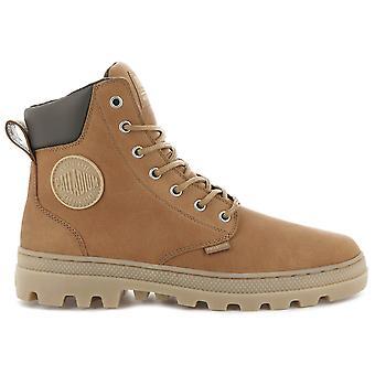 Palladium Pallabosse SC WP M 05938-751-M Men's Boots Brown Sneakers Sports Shoes