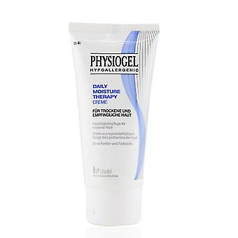 Daily Moisture Therapy Cream - For Dry & Sensitive Skin - 75ml/2.53oz