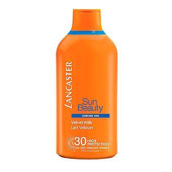 Lancaster Sun Beauty fluwelen melk SPF 30