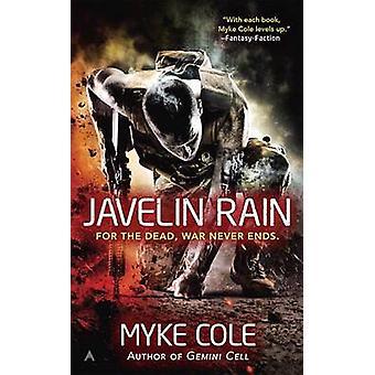 Javelin Rain by Myke Cole - 9780425269657 Book