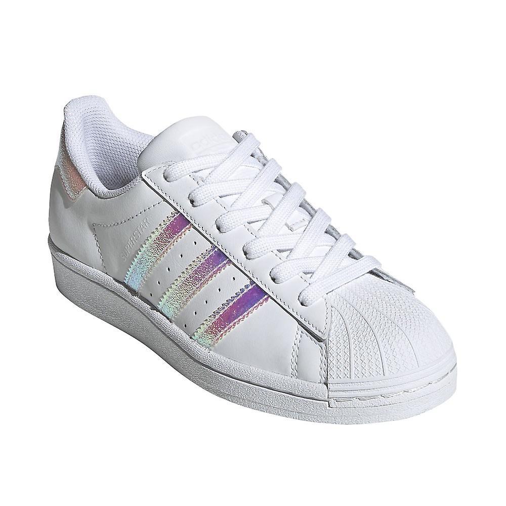 Adidas Superstar J FV3139 universell hele året barna sko