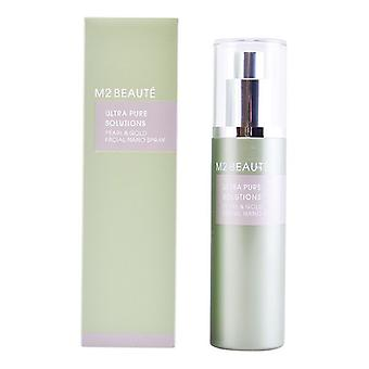 Anti-Ageing Moisturising Lotion Pearl And Gold M2 Beauté (75 ml)