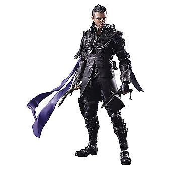 Final Fantasy XV Nyx Ulric Play Arts Action Figure
