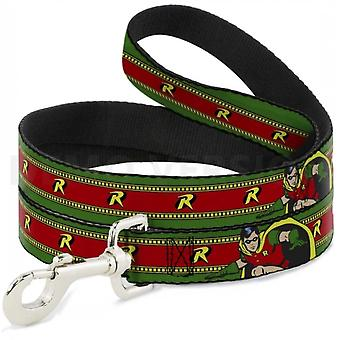 Robin 4-foot hond riem