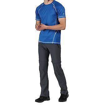 Regatta Mens Xert Stretch Zip Off III Walking Trousers