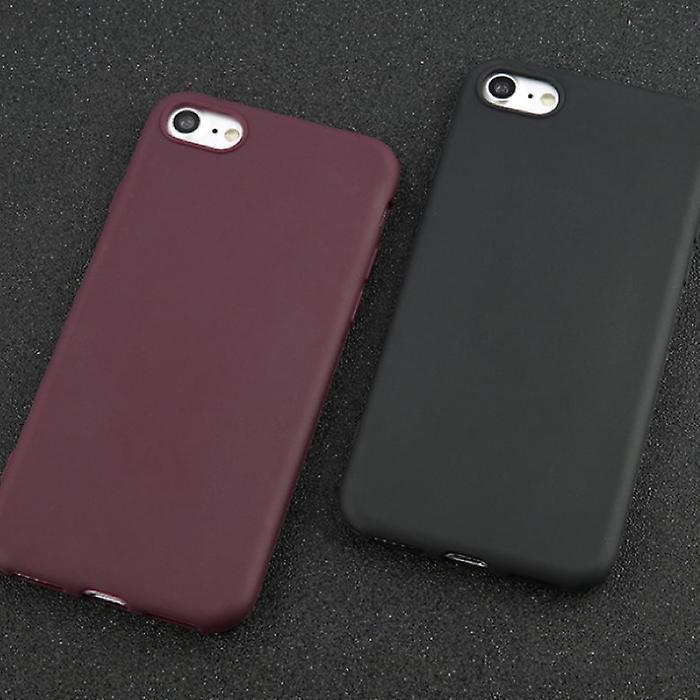 USLION Ultraslim iPhone 11 Silicone Case TPU Case Cover Transparent
