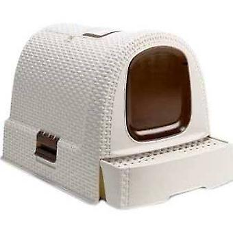Curver Cat Toilet Box (Cats , Grooming & Wellbeing , Covered Litter Trays)