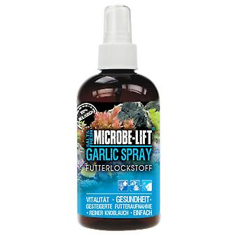Microbe-Lift Alimento para Peces Garlic Spray (Fish , Food , Saltwater)