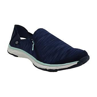 Dr. Scholl's Womens Fabric Low Top Zipper Walking Shoes