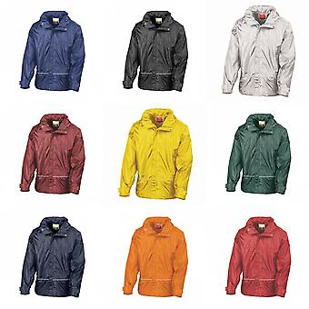 Result Mens Waterproof Windproof 2000 Coach Jacket