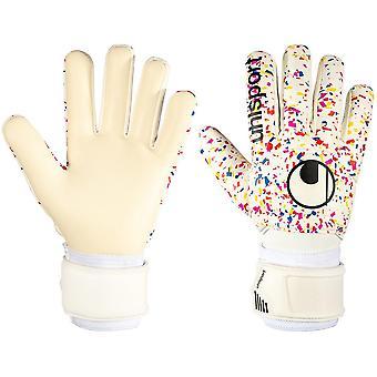 Uhlsport Karneval Absolutgrip HN Goalkeeper Gloves Size