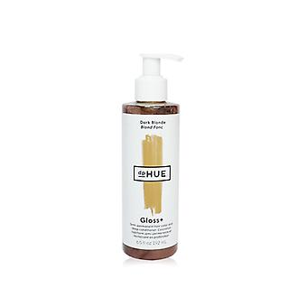 Gloss+ Semi-permanent Hair Color And Deep Conditioner - # Dark Blonde - 192ml/6.5oz