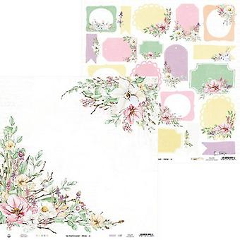 Piatek13 - Paper The Four Seasons - Spring 06 P13-SPR-06 12x12