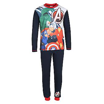 Marvel Avengers Hulk Iron Man Thor Spiderman Official Gift Kids Boys Pyjamas