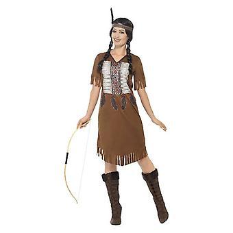 Native American Inspired Warrior Princess Costume