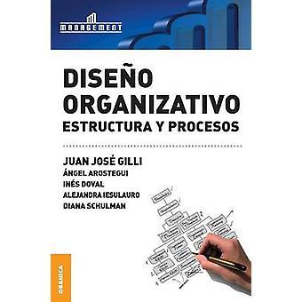 Diseo Organizativo Estructura y procesos by Gilli & Juan Jose