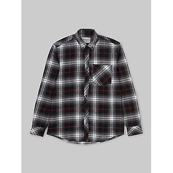 Carhartt WIP Check Phil Shirt - Black