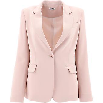 P.a.r.o.s.h. D420220063 Damen's Rosa Polyester Blazer