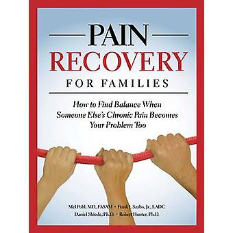 Pain Recovery for Families - How to Find Balance When Someone Else's C