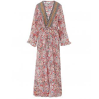 Inoa Aleppo Luxe Silk Robe