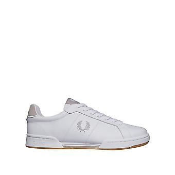 Fred Perry Men's B722 Leather Low Top Sneakers