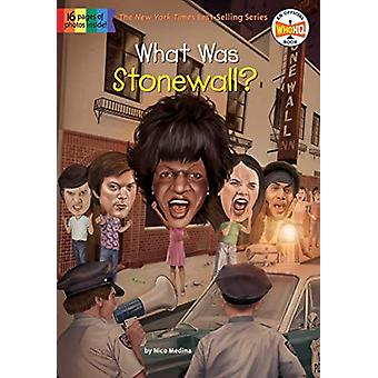 What Was Stonewall? by Nico Medina - 9781524786007 Book