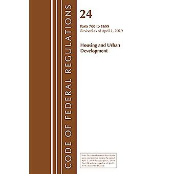 Code of Federal Regulations - Title 24 Housing and Urban Development