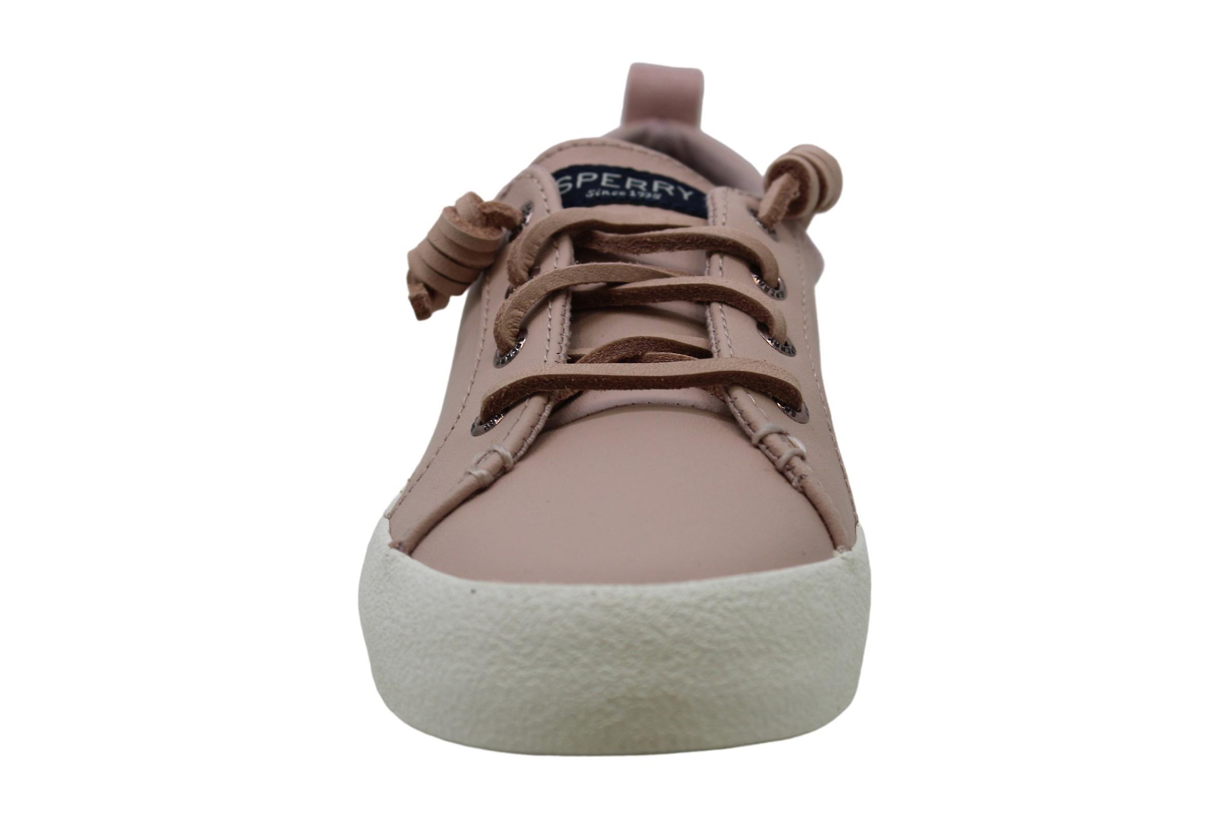 Sperry kobiet Crest Vibe do prania skóry Sneaker TkdPq