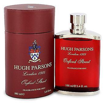 Hugh Parsons Oxford Street Eau De Parfum Spray By Hugh Parsons 3.4 oz Eau De Parfum Spray