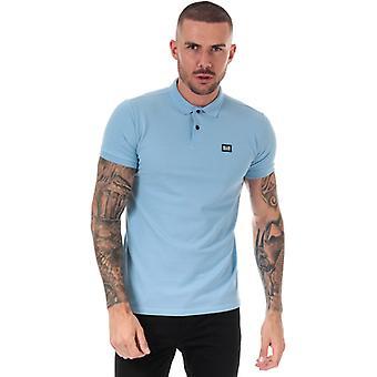 Men's Weekend Offender Barnum Polo Shirt in Blue