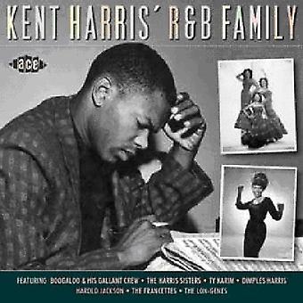 Kent Harris' R&B familie - Kent Harris' R&B familie [DVD] USA import