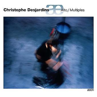 Christophe Desjardins - Alto / multipla [CD] USA import