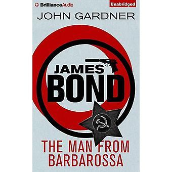 Gardner*John / Vance*Simon - Man From Barbarossa [CD] USA import