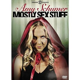 Amy Schumer - Mostly Sex Stuff [DVD] USA import