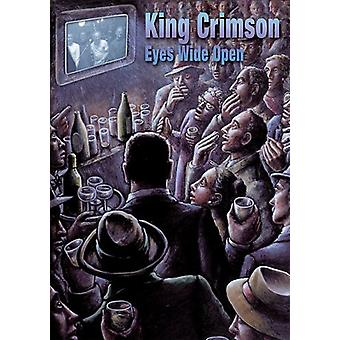 King Crimson - Eyes Wide Open [DVD] USA import