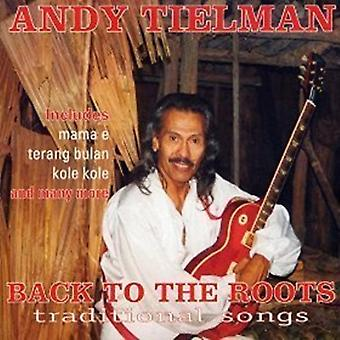 Andy Tielman - Back to the Roots [CD] USA import