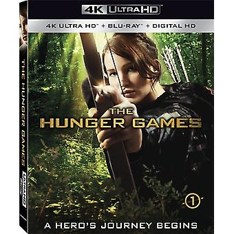 Hunger Games [Blu-ray] USA import