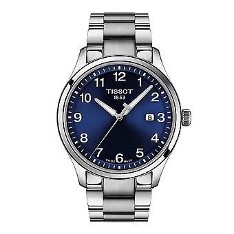 Tissot Watches T116.410.11.047.00 Gent Xl Classic Blue & Silver Stainless Steel Men's Watch