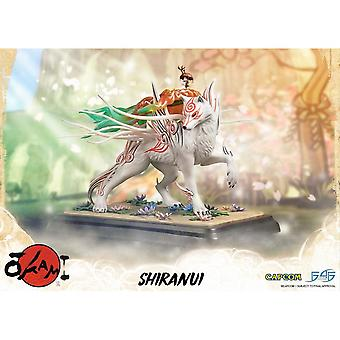 Okami Shiranui Resin Statue